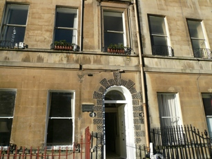 Jane Austen's Residence 4 SydneyPlace