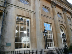 The Pump Room Exterior