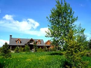 Little big house on the Prairie