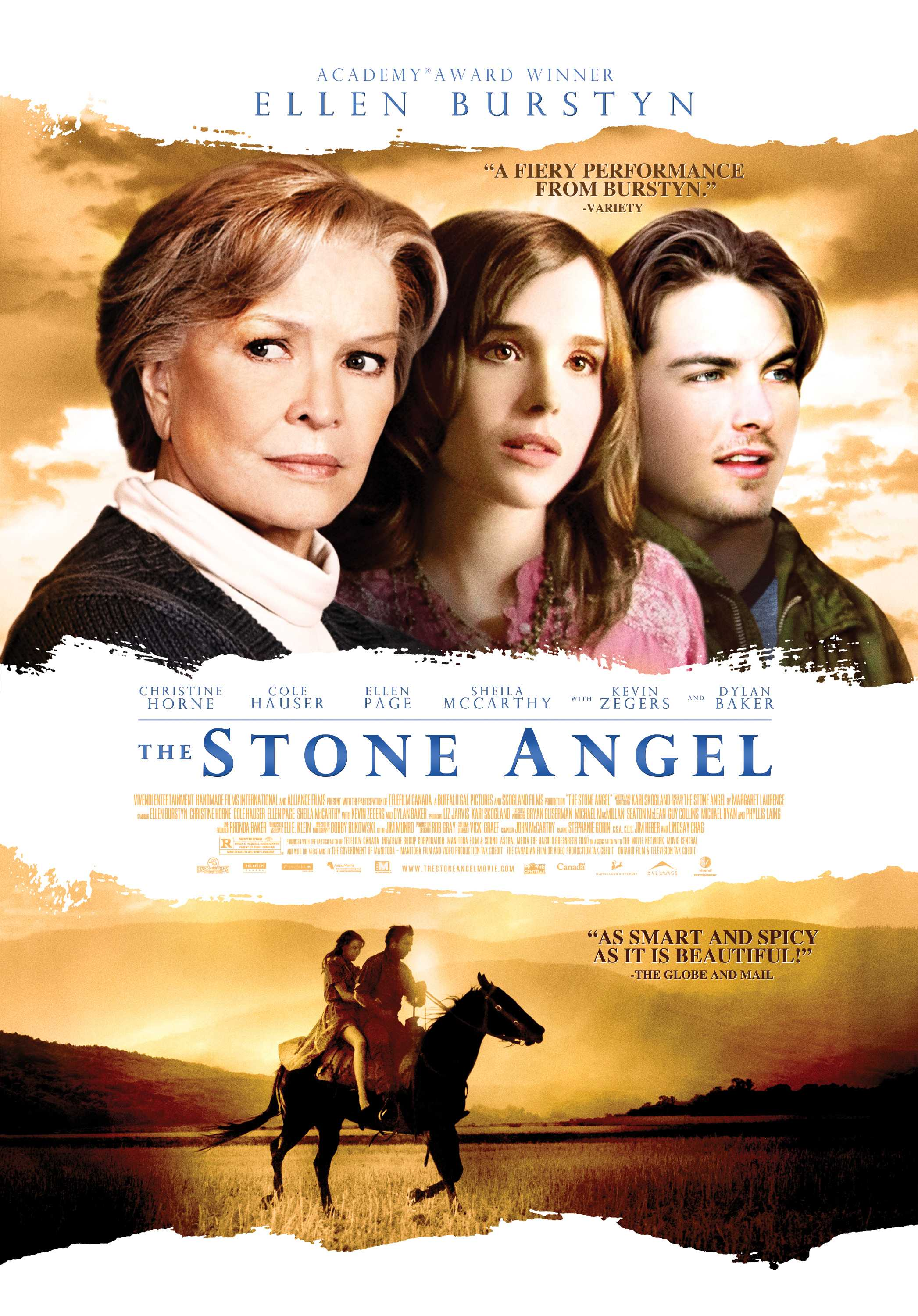 the stone angel book into film ripple effects since