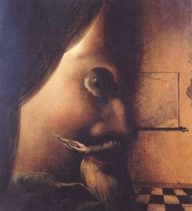 Dali The Image Disappears
