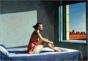 Edward Hopper Morning Sun