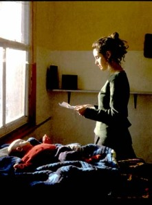 Tom Hunter Woman Reading A Possession Order