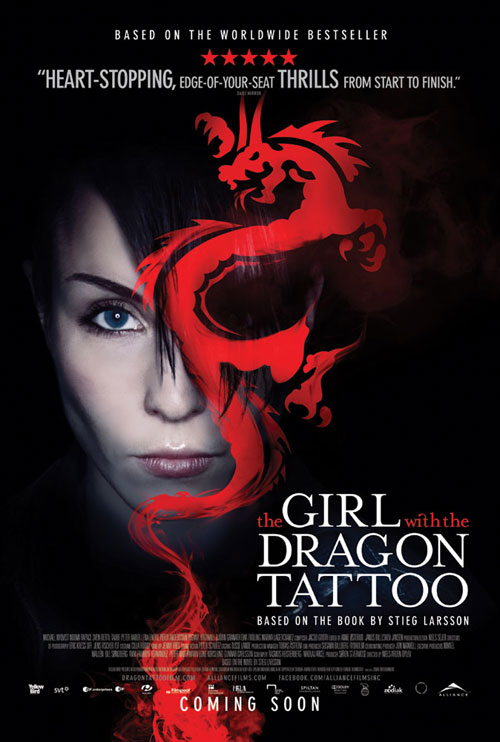 the girl with the dragon tattoo the movie 2009 ripple
