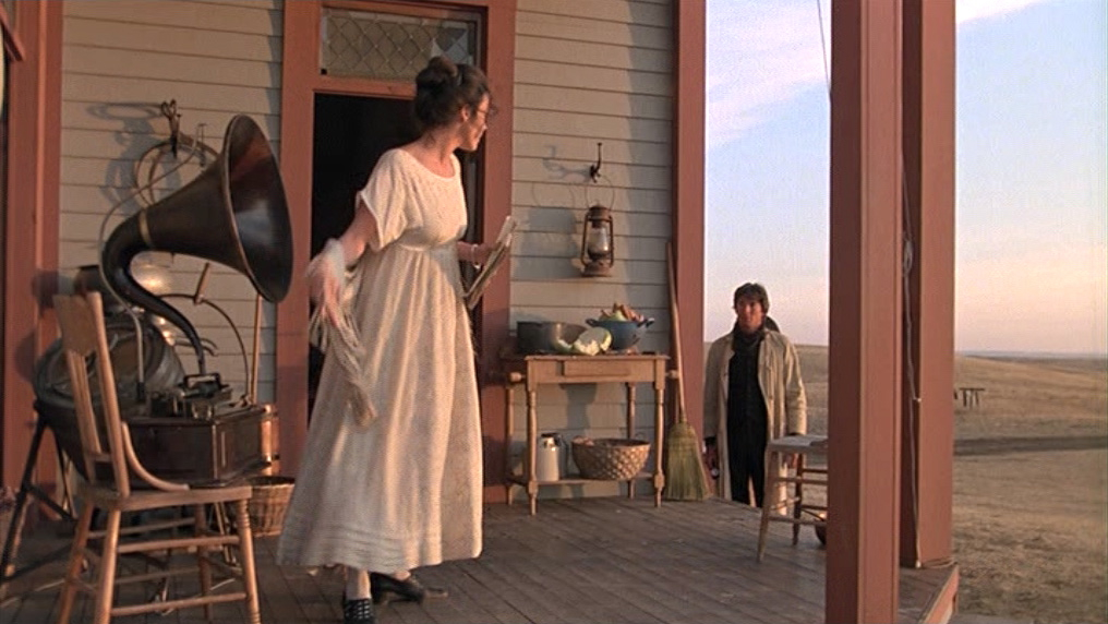 an analysis of the days of heaven by the director terrence malick
