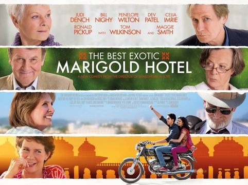the best exotic marigold hotel essay Name professor's name class date the best exotic marigold hotel (2011): gender, age, and culture examined through the exotic introduction the title of the movie.