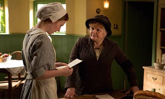 Ethel and Mrs. Patmore