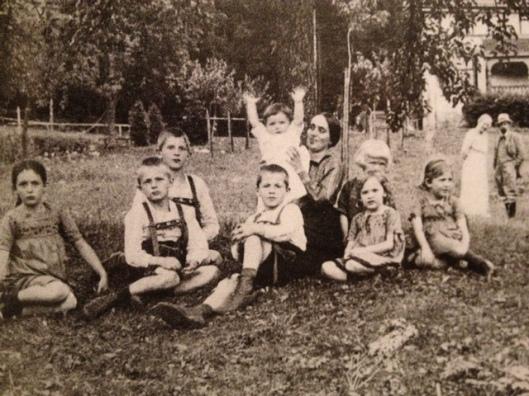 The Bonhoeffer children