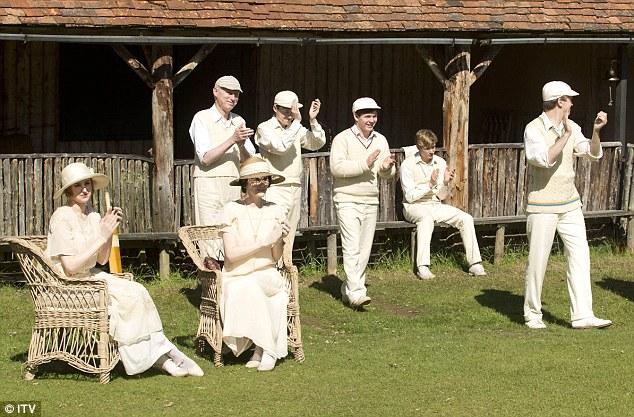 The Cricket Match
