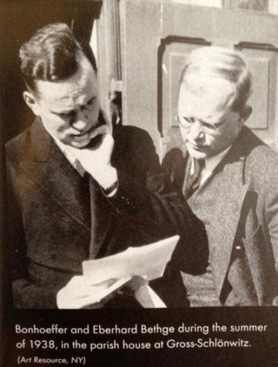 Bonhoeffer and Bethge