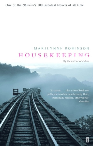 Housekeeping by Marilyn Robinson