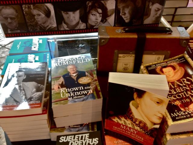 Biographies into Biopics