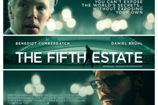 The Fifth Estate Movie Poster copy