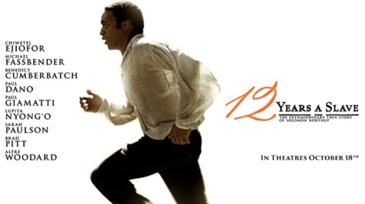 12 Years A Slave Poster copy