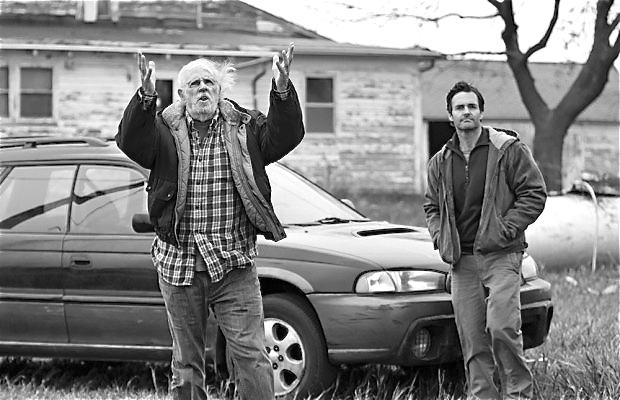 Nebraska - Woody & David