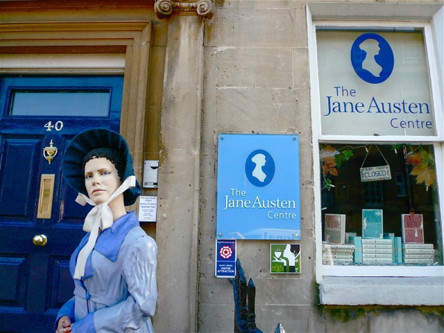 40 Gay Street Jane Austen Centre