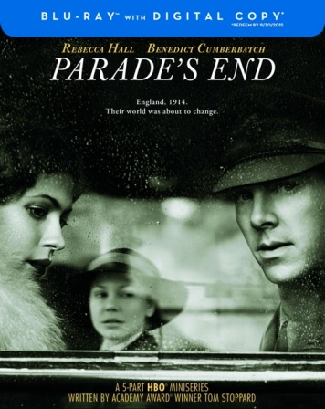 Parade's End Blu-Ray Cover