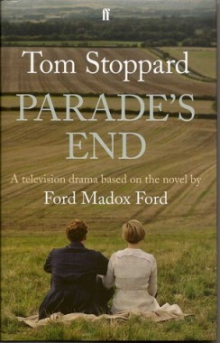 Parade's End Script by Tom Stoppard