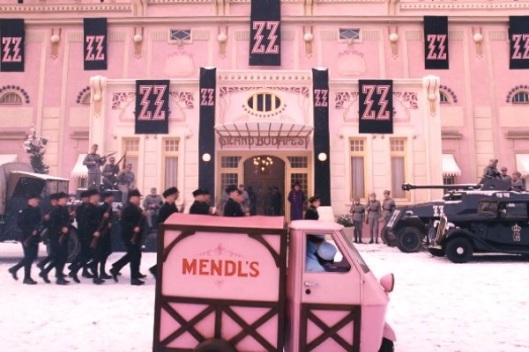 Grand Budapest Signs & Symbols