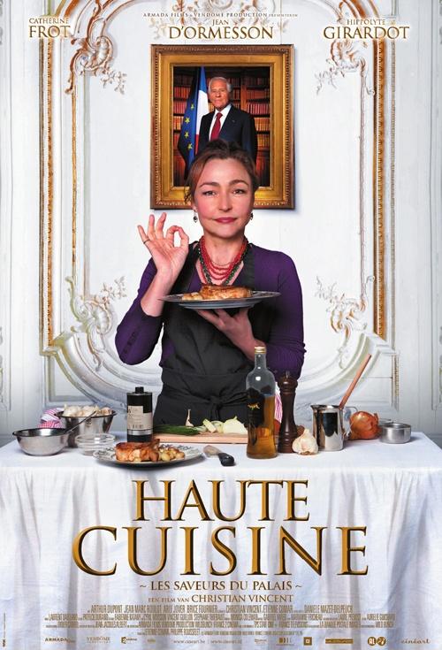 Haute Cuisine Movie Poster