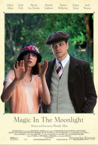 Magic In The Moonlight Poster 1