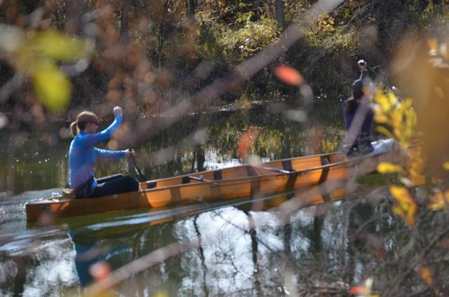Yellow Kayak 3