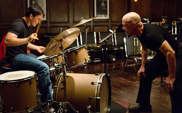Whiplash Movie Still