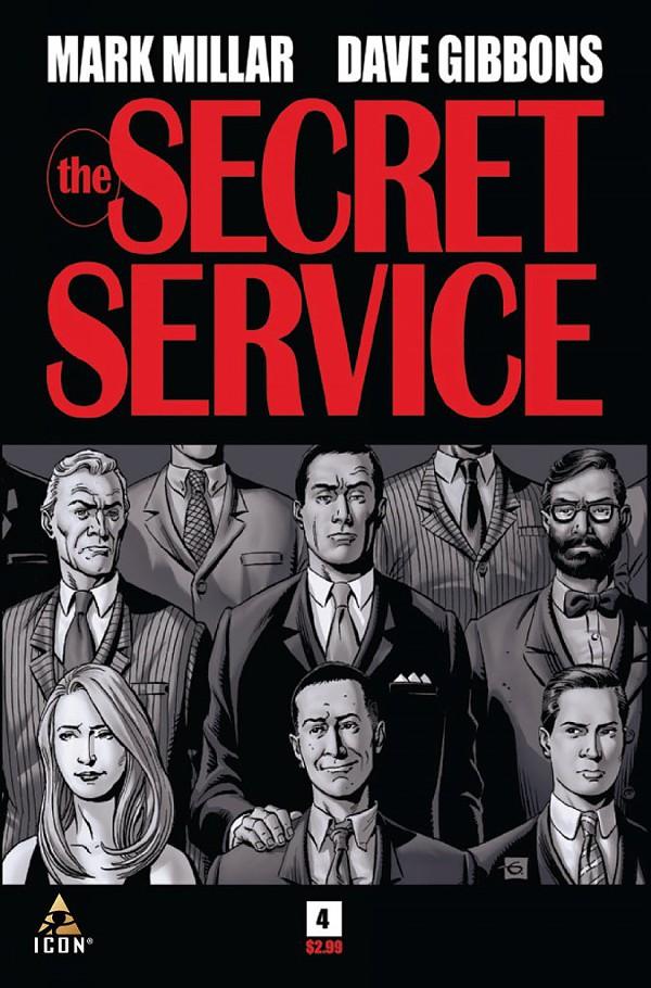 Secret service book canada