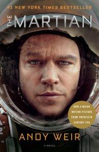 The Martian movie tie in edition