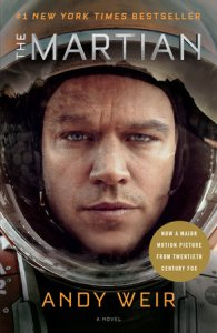 The Martian movie tie in edition