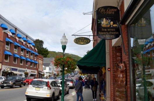 Camden's Main Street