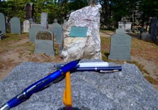 Pen tribute
