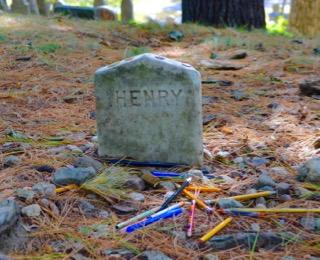 Thoreau's Grave