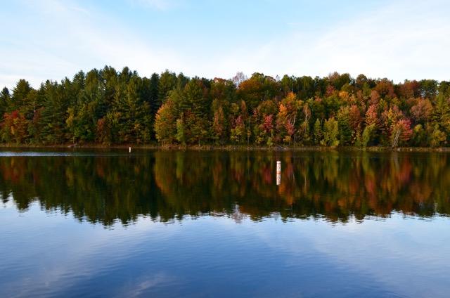Waterbury Reservoir
