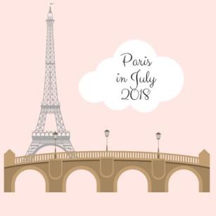 Paris in July 18