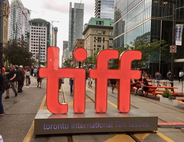 TIFF on Festival Street
