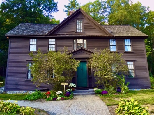 The Orchard House Museum