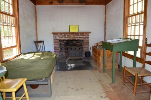 Thoreau's Lake Side Cabin