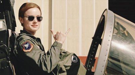 Captain Marvel's Carol Danvers