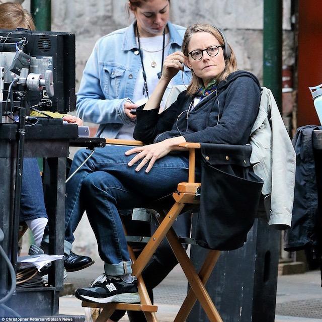 Jodie Foster directs